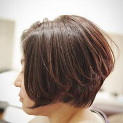 モード 外国人風 こなれ感 ニュアンス ヘアスタイルや髪型の写真・画像