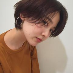 黒髪 うざバング 透明感 ナチュラル ヘアスタイルや髪型の写真・画像