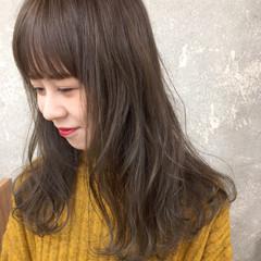 外国人風 ストリート アッシュ 抜け感 ヘアスタイルや髪型の写真・画像