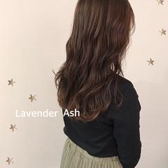 ナチュラル ロングヘア 大人かわいい 大人可愛い ヘアスタイルや髪型の写真・画像
