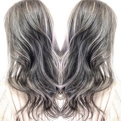 ハイライト エレガント 簡単ヘアアレンジ エクステ ヘアスタイルや髪型の写真・画像