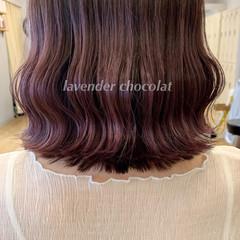 ショートヘア ミニボブ モテ髪 アンニュイほつれヘア ヘアスタイルや髪型の写真・画像