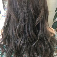 ゆるふわ ハイライト ガーリー 大人かわいい ヘアスタイルや髪型の写真・画像