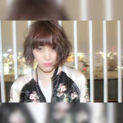 ショート 似合わせ 小顔 ストリート ヘアスタイルや髪型の写真・画像