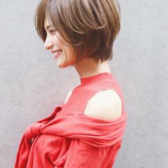 前髪あり ヘアアレンジ スポーツ ショート ヘアスタイルや髪型の写真・画像