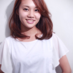 外国人風 ナチュラル 簡単 コンサバ ヘアスタイルや髪型の写真・画像