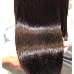 セミロング トリートメント サイエンスアクア 髪質改善 ヘアスタイルや髪型の写真・画像