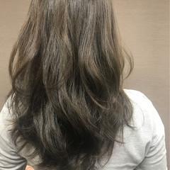 デート オフィス ヘアアレンジ セミロング ヘアスタイルや髪型の写真・画像
