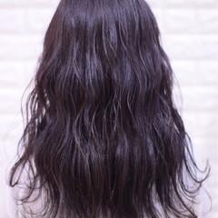 フェミニン 簡単ヘアアレンジ セミロング デート ヘアスタイルや髪型の写真・画像