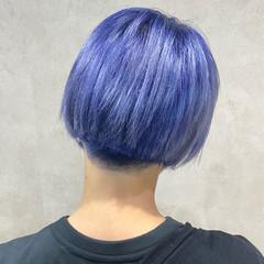 ショートヘア ショートボブ ショート モード ヘアスタイルや髪型の写真・画像