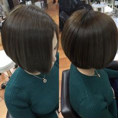 色気 ボブ 外国人風カラー 小顔 ヘアスタイルや髪型の写真・画像