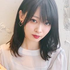 モテ髪 コンサバ アンニュイほつれヘア デジタルパーマ ヘアスタイルや髪型の写真・画像