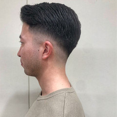 ストリート メンズカット スキンフェード メンズヘア ヘアスタイルや髪型の写真・画像