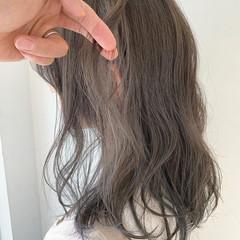 ナチュラル 圧倒的透明感 透明感 透け感 ヘアスタイルや髪型の写真・画像