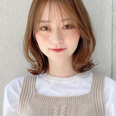 アンニュイほつれヘア ナチュラル デジタルパーマ モテ髪 ヘアスタイルや髪型の写真・画像