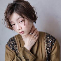 女子力 ウェーブ 簡単ヘアアレンジ 外国人風 ヘアスタイルや髪型の写真・画像