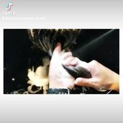 薄毛改善 セミロング ナチュラル 美髪 ヘアスタイルや髪型の写真・画像