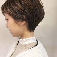 アウトドア ヘアアレンジ オフィス ナチュラル ヘアスタイルや髪型の写真・画像