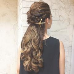 大人かわいい 外国人風 ショート ヘアアレンジ ヘアスタイルや髪型の写真・画像