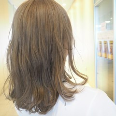 ナチュラル 秋冬スタイル 透明感カラー 外国人風カラー ヘアスタイルや髪型の写真・画像