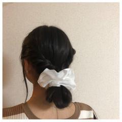ロング ロングヘア フェミニン ヘアアレンジ ヘアスタイルや髪型の写真・画像