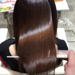 ナチュラル セミロング 艶髪 女子力 ヘアスタイルや髪型の写真・画像