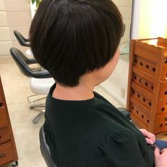 結婚式 デート オフィス 黒髪 ヘアスタイルや髪型の写真・画像
