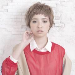 モテ髪 ショート 愛され 大人かわいい ヘアスタイルや髪型の写真・画像