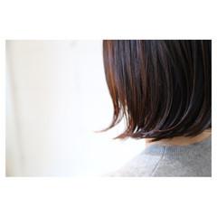 イルミナカラー 大人女子 ナチュラル モード ヘアスタイルや髪型の写真・画像