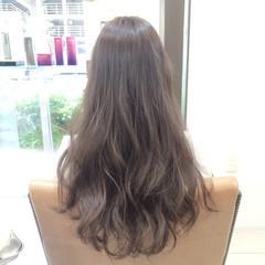 外国人風 ロング ゆるふわ フェミニン ヘアスタイルや髪型の写真・画像