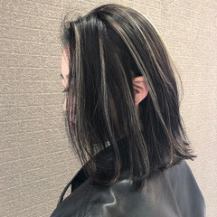 ボブ ヘアアレンジ 外国人風カラー 外国人風 ヘアスタイルや髪型の写真・画像