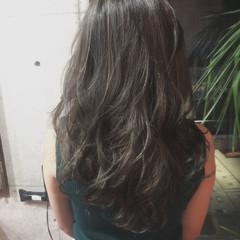 アッシュ モード モテ髪 外国人風カラー ヘアスタイルや髪型の写真・画像