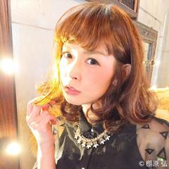 ワイドバング 外国人風 ハイライト アッシュ ヘアスタイルや髪型の写真・画像