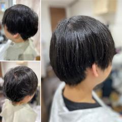 ストリート メンズショート メンズカット ショートヘア ヘアスタイルや髪型の写真・画像