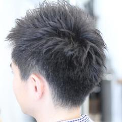 ナチュラル ボーイッシュ 刈り上げ モテ髪 ヘアスタイルや髪型の写真・画像