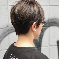 ラフ ストリート スポーツ ショート ヘアスタイルや髪型の写真・画像