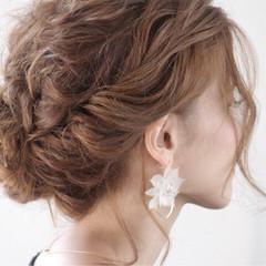 デート ミディアム 上品 エレガント ヘアスタイルや髪型の写真・画像