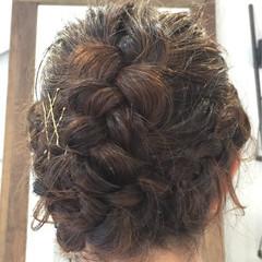 ルーズ デート ナチュラル 女子会 ヘアスタイルや髪型の写真・画像