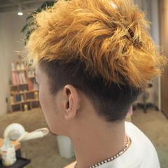 坊主 ボーイッシュ 刈り上げ ストリート ヘアスタイルや髪型の写真・画像