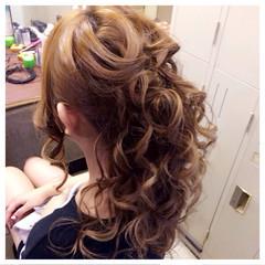 ポニーテール ヘアアレンジ ロング 渋谷系 ヘアスタイルや髪型の写真・画像