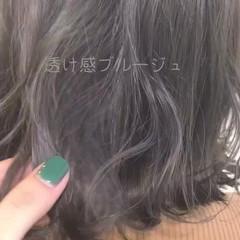 謝恩会 オフィス ロブ ボブ ヘアスタイルや髪型の写真・画像