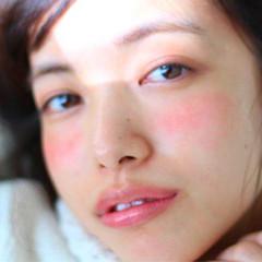 かわいい 抜け感 ロング おフェロ ヘアスタイルや髪型の写真・画像