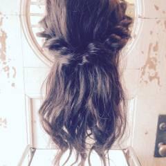 ヘアアレンジ ヘアスタイルや髪型の写真・画像