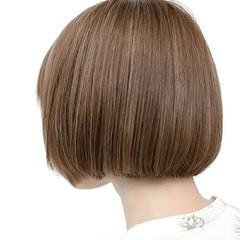 小顔 こなれ感 大人女子 グレージュ ヘアスタイルや髪型の写真・画像