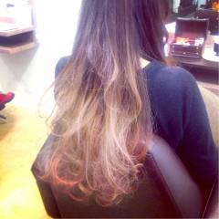 渋谷系 ストリート 愛され ピンク ヘアスタイルや髪型の写真・画像