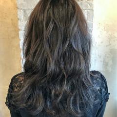ゆるふわ 透明感 女子力 フェミニン ヘアスタイルや髪型の写真・画像