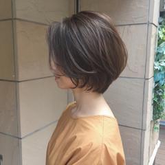 ショート ゆるふわ デート フェミニン ヘアスタイルや髪型の写真・画像