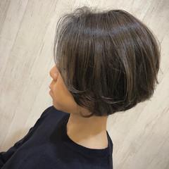ショートボブ 外国人風カラー ショート ショートヘア ヘアスタイルや髪型の写真・画像