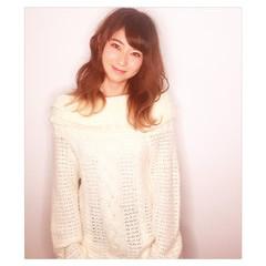 渋谷系 ロング ストリート 外国人風 ヘアスタイルや髪型の写真・画像