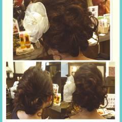 フェミニン ストリート モテ髪 愛され ヘアスタイルや髪型の写真・画像